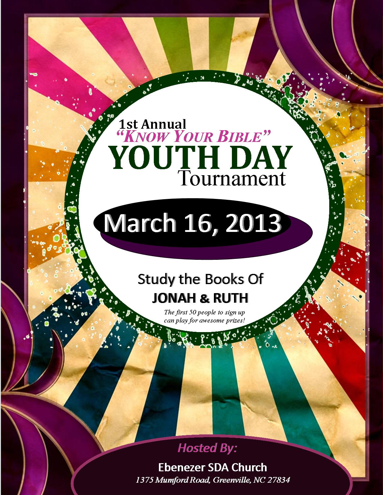 Pin Programs For Youth Day Themes And Scriptures on Pinterest